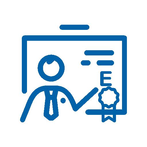 E-Kurse & E-Prüfung