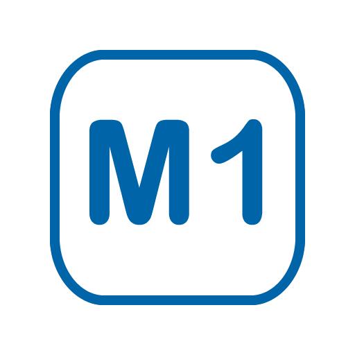 M1 (ehemals A3)