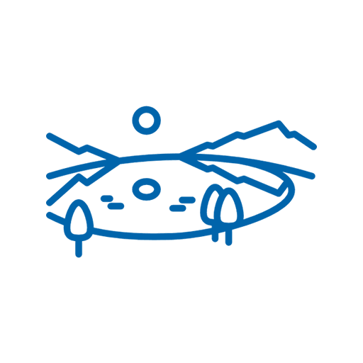 Blick ins Gewässer